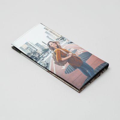 reseplånbok med foto tryck