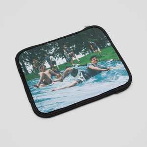 personalised ipad slip case
