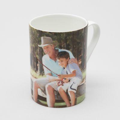 personalised china mug