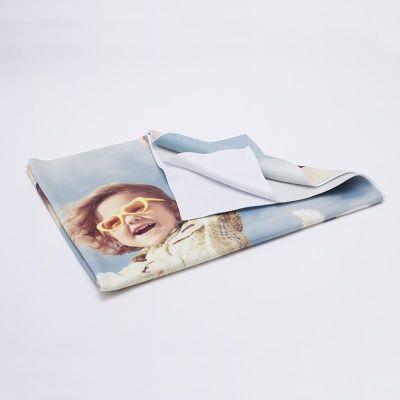 gepersonaliseerde eenlaagse deken