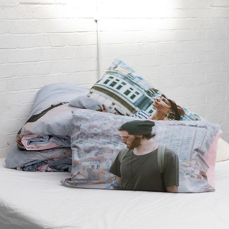 funda almohada personalizada fotos personales