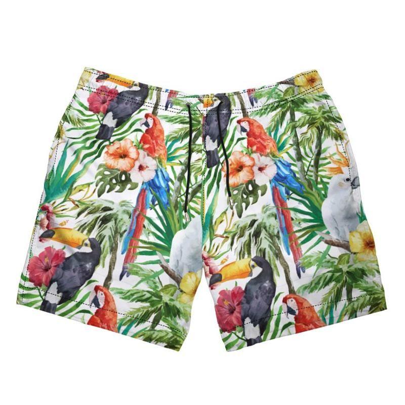 Shorts de piscine personnalisés