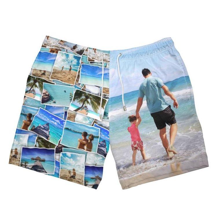 design your own swim shorts