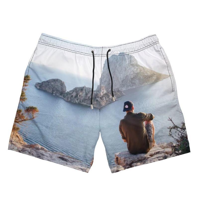 Personalised Swim Shorts Make Your Own Swim Shorts
