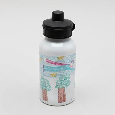 foto trinkflasche selbst gestalten und bedrucken lassen