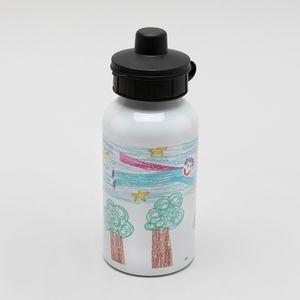 gepersonaliseerde waterfles