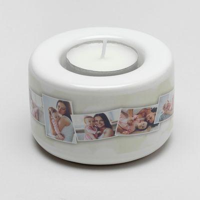 personalised tea light holders