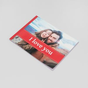 Livre d'amour personnalisé