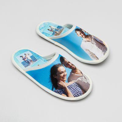 zapatillas de casa personalizada pantuflas