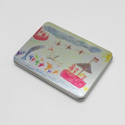 Personalized teacher pencil case