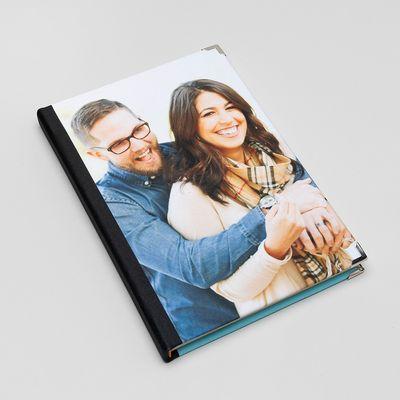 libro fotos personalizado primer aniversario de boda