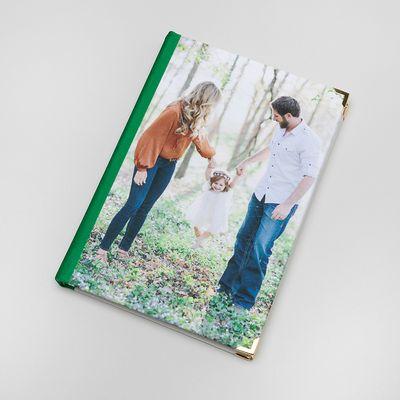 personlig dagbok med eget tryck