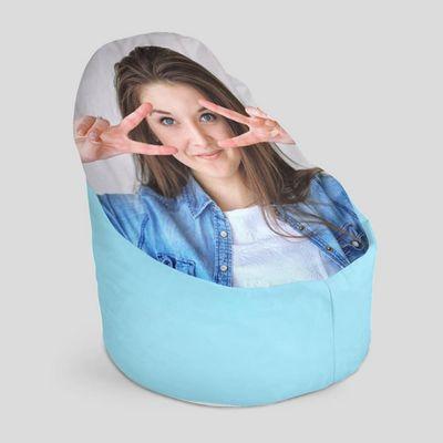 personalised bean bag