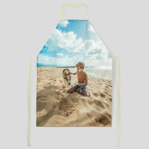 personalised kids apron