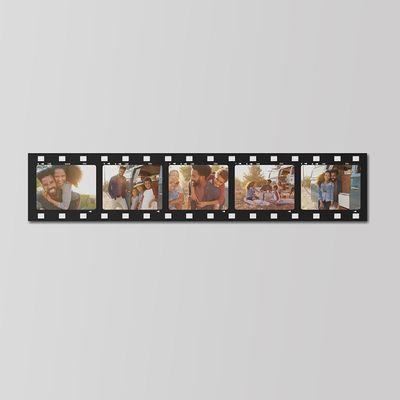 photo film strip canvas