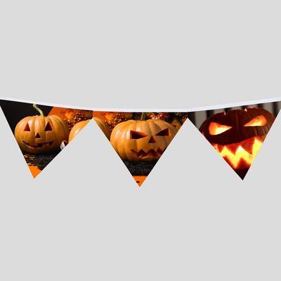 halloween wimpelkette
