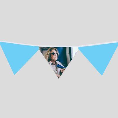 banderines cumpleaños personalizado fotos regalo