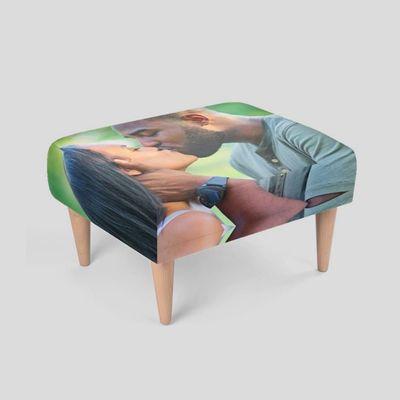 personalised footstool