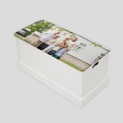 personalised blanket box