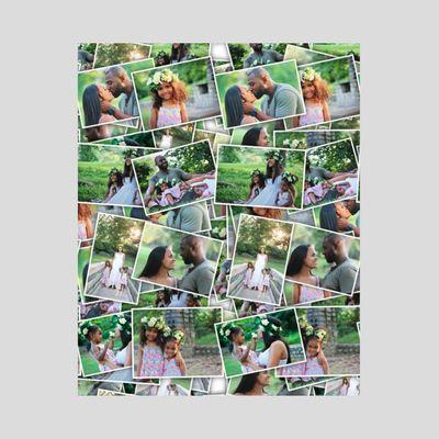 post mit collage für kinder