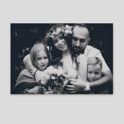 personalised photo canvas prints