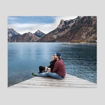 poster personalizado fotos online