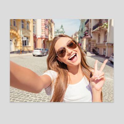 Personliga premium fotoposter