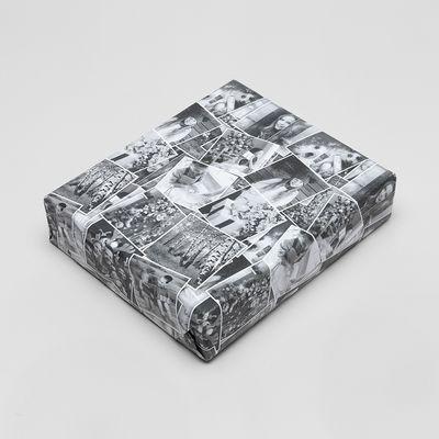 包装紙 プリント