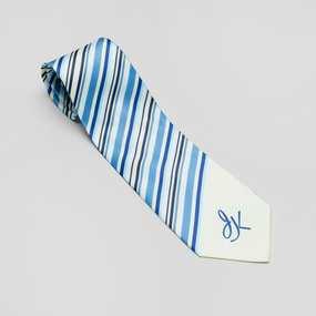 オリジナルデザインのネクタイ
