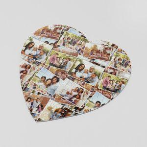 Anniversary Heart Puzzle