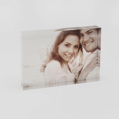 marco acrilico instragram personalizado boda