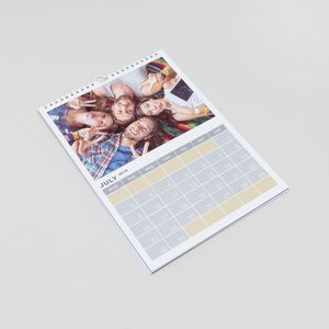 A5 printed Calendars