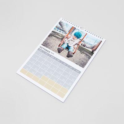kalender bedrucken zur pensionierung