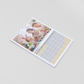 personalized photo calendars