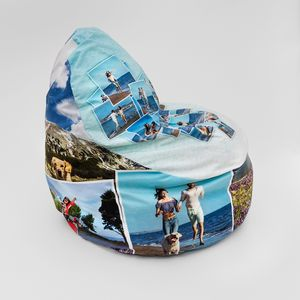photo snuggle chair