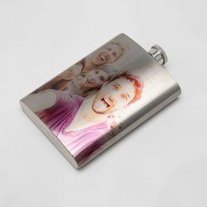 customized hip flask