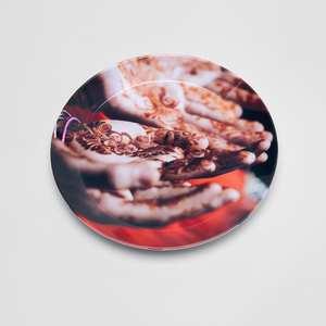Christmas Coin Tray Coasters