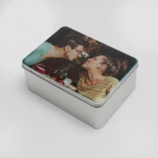 Personalised Storage Tin