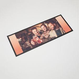 customized bar mat runner