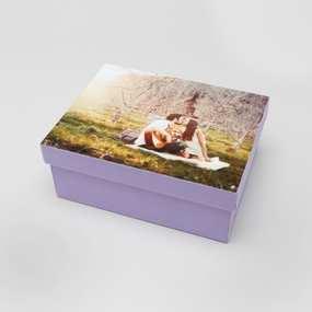 个性化照片收纳盒