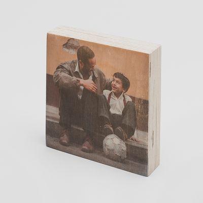 impresion en madera regalos amigo invisible personalizados