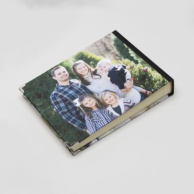 álbum de fotos bautizos originales
