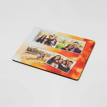 mousepad bedruckt mit foto paar