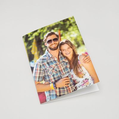 tarjeta felicitación personalizada