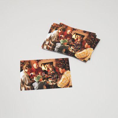 Christmas personalised Postcards