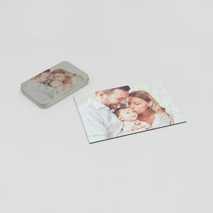photo jigsaw plastic