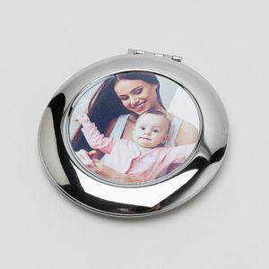 compact mirror photo