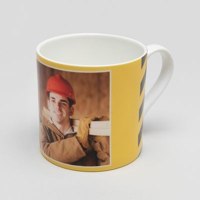 Mug personnalisé départ retraite