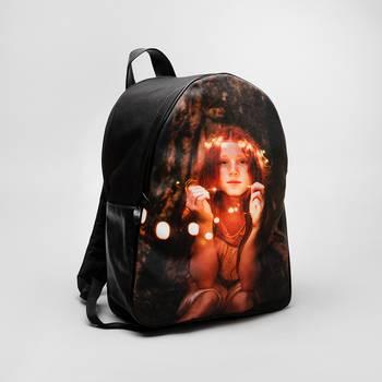 personalised school bag