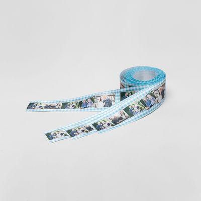 birthday personalised ribbon